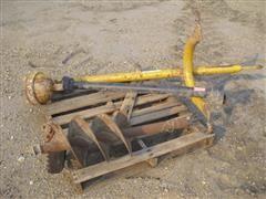 Danuser Post Hole Digger