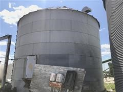 1985 GSI 8000 Bushel Grain Bin