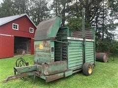 John Deere 100 Hay Stacker