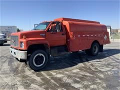 1991 Chevrolet Kodiak C70 S/A Fuel Truck