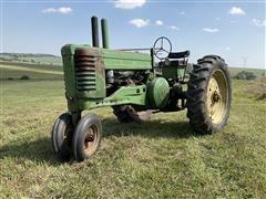 1949 John Deere A 2WD Tractor