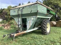 J&M 650-14 Grain Cart