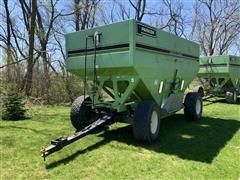 Parker 6250 Gravity Wagon