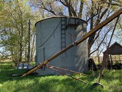 Butler 18' X 18' Dryer Grain Bin