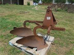 "Dearborn 10-156 2x14"" Mounted Plow"