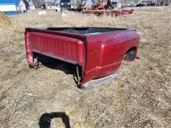 2006 Dodge 3500 Dually Pickup Box