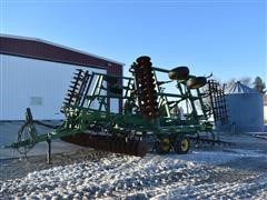 2004 John Deere 726 Field Finisher