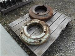Oliver Rear Wheel Weights