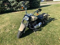 2015 Harley Davidson FLSTFB Street Bike