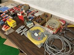 Spark Plug Wires, Plugs, & Adaptors
