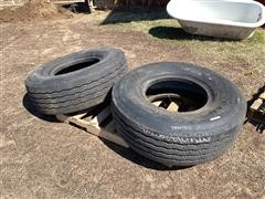 Goodyear 365/80R20 Radial Tires