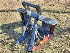 2021 Industrias America Easy Man Skid Steer Mount Tree/post Puller