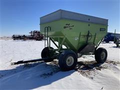 Parker 2600 400 Bu Gravity Wagon