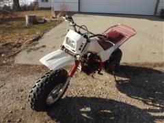 1985 Yamaha BW200 Big Wheel Dirt Bike