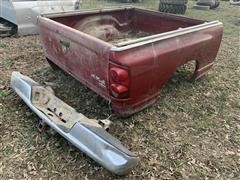 Dodge Laramie Pickup Box