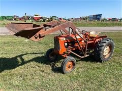 1959 Allis-Chalmers D14 2WD Tractor W/Loader