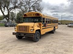 1995 GMC Blue Bird TB7T042 School Bus