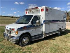 1994 Ford E350 2WD Ambulance