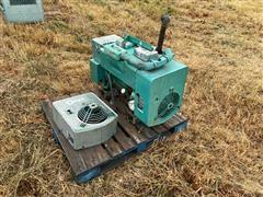 Onan 15.0JC Electric Generator Set