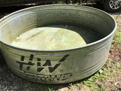 HW Brand P-72 Livestock Water Tank