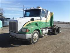 1988 White/GMC WIA64T T/A Truck Tractor