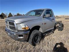 2011 RAM Heavy-Duty 4x4 Cab & Chassis