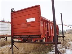 Morlang XHD-18 18' Steel Spreader Box