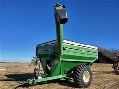 2000 J&M 875-16 Grain Cart