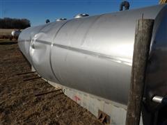 Stainless Steel Fertilizer Tank