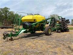 John Deere 1860/1910 Air Seeder & Commodity Cart
