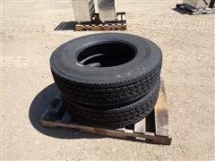 Michelin Green XZA3 11R 22.5 Tires Casings