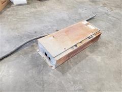 Cutler Hammer Size 3 Pump Panel