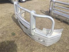 Ex-Bar Aluminum Bumper & Grille Guard