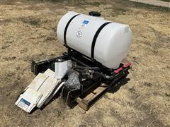 Ace Roto-Mold Liquid Feed Supplement Injector For Hay