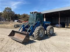 1989 Ford Versatile 276 4WD Bi-Directional Tractor