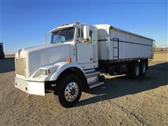 1990 Kenworth T450 T/A Grain Truck