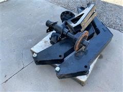 Demco 1200 Axle Mounts For 600-Gal Demco Side Quest Tanks
