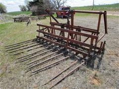Farmhand Hay Fork/Basket Loader Attachment