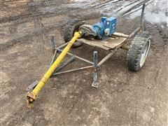 Winco 12PTOF-4/C PTO Generator On Cart