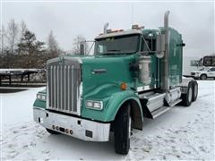 2010 Kenworth W900 T/A Truck Tractor