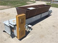GSI 16' Grain Conveyor W/Hopper