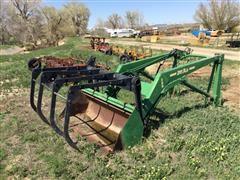 DU-AL 340 Tractor Loader Attachment