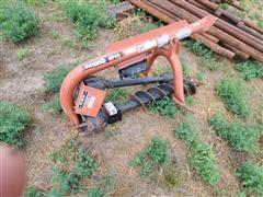 Rhino HPHD 3-Pt Post Hole Digger