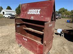 JOBOX 5'x5'x2.5' Rolling Toolbox