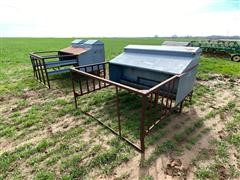 Pride Of The Farm Calf Creep Feeders
