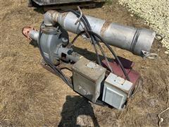 Gorman-Rupp 7 HP Irrigation Pump