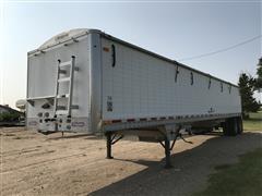 2010 Wilson DWH-501 T/A PaceSetter Grain Trailer