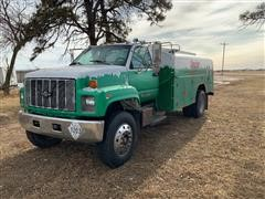 1995 Chevrolet Kodiak C7500 S/A Fuel Truck