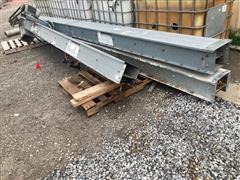 Caldwell Disassembled 80' Conveyor System