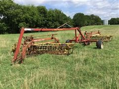 New Holland 258 Side Delivery Rakes